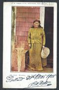 +++ CPA - Amérique America - Etats Unis - Oregon - LADY MICHELL - Age 103 - Clatsop Indian - Portland  // - Portland