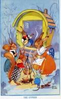ILLUSTRATEUR    ILL  510    / RENE CLOKE   CPA   9 X 14 - Künstlerkarten