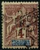 Nouvelle Caledonie (1900) N 55 * (charniere) - Unused Stamps