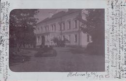 CARTE-PHOTO 1908 - Lituanie