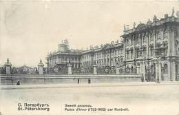 E-16-2705 : SAINT PETERSBOURG PALAIS D HIVER - Russie