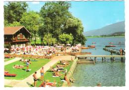 Österreich - Strandbad - Cafe Restaurant Walchsee - Tirol - Österreich