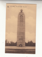 St Julien, Canadian War Memorial (pk31518) - Langemark-Poelkapelle