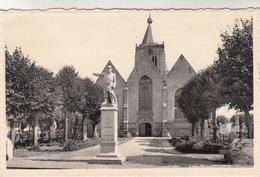 Alveringem, Kerk Gedenkteken 1914-18 (pk31521) - Alveringem