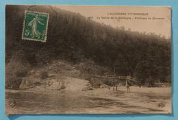 C P - La Vallée De La Dordogne - Confluent Du Chavanon .4352 - Other Municipalities
