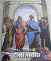 """VATICANO 2016 - OFFICIAL FOLDER """"LE STANZE DI RAFFAELLO"""" DECEMBER EMISSION"""