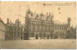 Bruges La Justice De Paix - Brugge