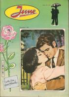 June N° 69 - Collection Roses Blanches - Editions Artima / Arédit à Tourcoing - Octobre 1984 - TBE - Arédit & Artima