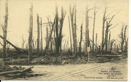 Kemmel Les Ruines 1914 1918 - Heuvelland