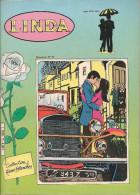 Linda N° 77 - Collection Roses Blanches - Editions Artima / Arédit à Tourcoing - Novembre 1984 - TBE - Arédit & Artima