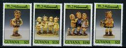 1994 - GUIANA - Catg.. Mi. 4553/4554+4558/4559 - NH - (ST327986.3) - Guyane (1966-...)