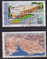 Afars Et Issas Poste Aérienne N° 59 Et 109 Oblitérés  - Voir Verso - - Oblitérés