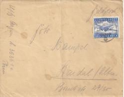 Germany 1942  Feldpost  (o) Mi.1 - 16.12.42 - Covers & Documents