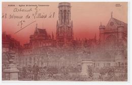 A SAISIR !!!! PARIS. Eglise Saint-Germain L'Auxerrois (animée) - District 01