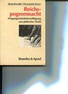 Reichspogromnacht - Vergangenheitsbewältigung Aus Jüdischer Sicht. - Alte Bücher