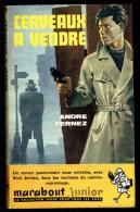 """"""" NICK JORDAN: Cerveaux à Vendre """", Par André FERNEZ -  MJ  N° 148 E.O. - Espionnage. - Marabout Junior"""