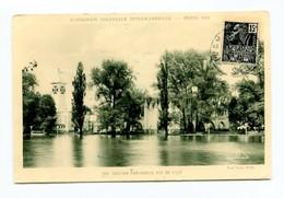 CP 14 EXPOSITION COLONIALE INTERNATIONALE 1931 CONCORDANCE AVEC TIMBRE - France