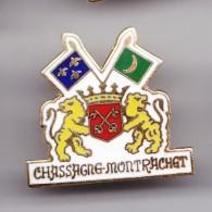 Pin's Chassagne Montrachet Dpt 21 Réf 4279 - Städte