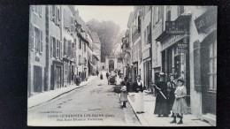 CPA D39 Lons Le Saunier Rue St Désiré - Lons Le Saunier