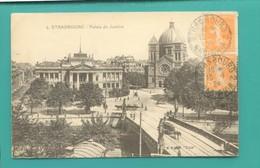 C3  STRASBOURG PALAIS DE JUSTICE 1924 - Strasbourg