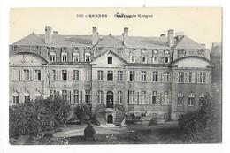 RENNES  (cpa 35)   Château De Kergus -   - L 1 - Rennes