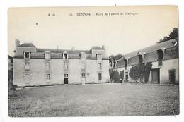 RENNES  (cpa 35)   Ecole De Laiterie De Coëtlogon -   - L 1 - Rennes