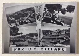 PORTO S.STEFANO VIAGGIATA FG - Grosseto