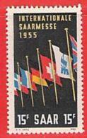 MiNr.359 Xx Deutschland Saarland (1946-1949) - 1947-56 Occupation Alliée