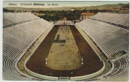 ATHENES - LE STADE - Grecia