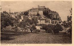 CPA SISTERON - VUE GENERALE - Sisteron
