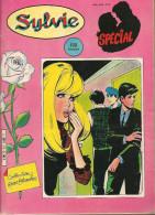 Spécial Sylvie N° 11 - Collection Roses Blanches - Editions Artima / Arédit à Tourcoing - Janvier 1985 - TBE - Arédit & Artima