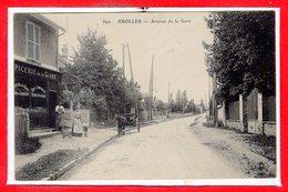 77 - BROLLES --  Avenue De La Gare - Autres Communes