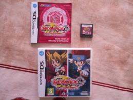 Jeu Nitendo DS BEYBLADE Metal Fusion Complet - Nintendo 64