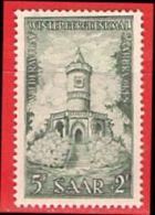 MiNr.373 Xx Deutschland Saarland (1946-1949) - 1947-56 Occupation Alliée