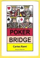 Poker Bridge Cartes Rami : Les 4 Rois - Cartes à Jouer Classiques