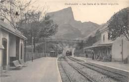 38 - ISERE / Clelles - La Gare - Train - France