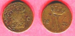 1:2 CENT    ( KM 51) B+  4 - 1815-1840 : Willem I