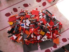 Lot De Brique De Construction 1.4 Kg - Other Collections