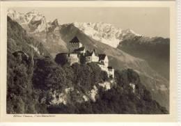 FL - Schloss VADUZ - Fürstentum Liechtenstein , 1947 - Liechtenstein