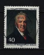 BERLIN Mi-Nr. 440 - 150. Todestag Von Karl August Fürst Von Hardenberg Gestempelt - Berlin (West)