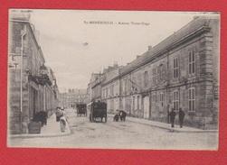 St Menehould  -  Avenue Victor Hugo - Sainte-Menehould