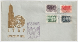 1952, FDC , Nr. E 10, Ohne Adresse !! Euro; 350.-   , #6769 - FDC