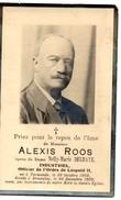 DENDERMONDE INDUSTRIEEL INDUSTRIEL ALEXIS ROOS - Collezioni