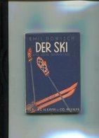 Der Ski Und Seine Behandlung. - Alte Bücher
