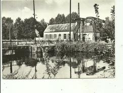 Wieze Sas En Sashuis ( Gelopen Kaart ) - Lebbeke