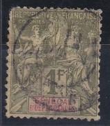 Sénégal 1892/1893 - N°20(o) - Senegal (1887-1944)