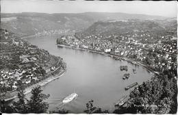 Duitsland/Deutschland, Boppard, Die Perle Des Rheins, Ca. 1955 - Boppard