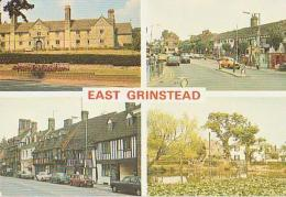 Angleterre        H209        East Grinstead  ( 4 Views ) - Other