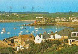 Angleterre        H214        Isles Of Scilly.The Harbour , St Mary's - Scilly Isles