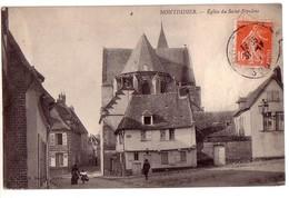 MONTDIDIER: Eglise De Saint Sépulcre - Montdidier